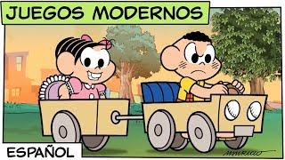 Juegos Modernos | Mónica y sus Amigos