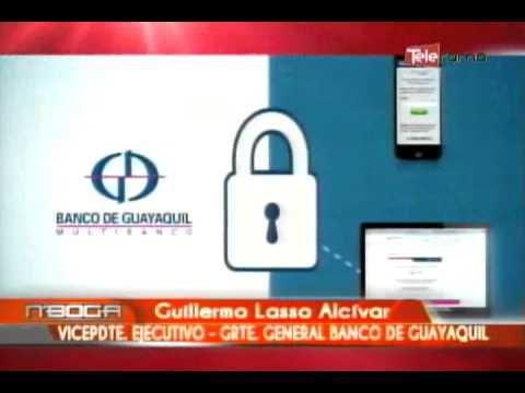 Banco de Guayaquil realizó lanzamiento Banca Virtual Móvil