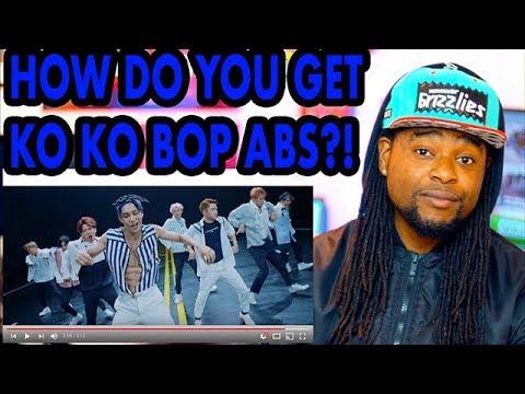 EXO 엑소 'Ko Ko Bop' MV | HOW DO I GET THOSE ABS THO LOL | REACTION!!!