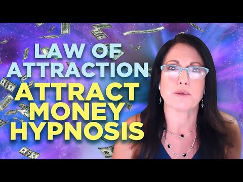 Law of Attraction - Attract Money Hypnosis DVD Video