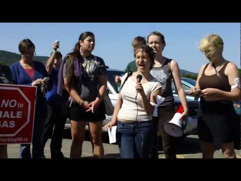 People's Action Against Fracking & Talisman Energy USA - Intro - 6.26.2012