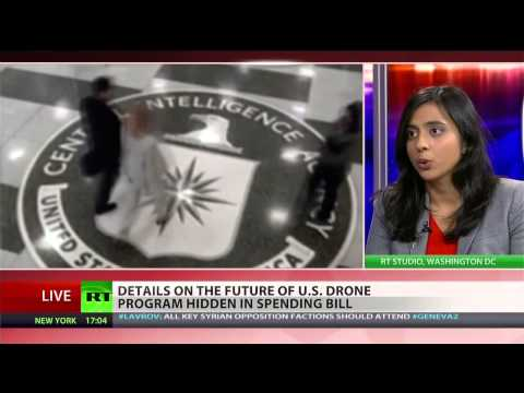 CIA to stay in charge of deadly drone strikes