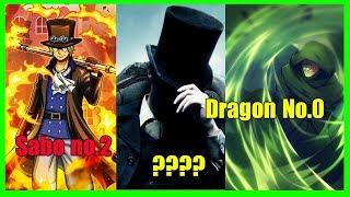 Truy tìm người mạnh No 1 trong quân cách mạng, không phải Dragon hay Sabo