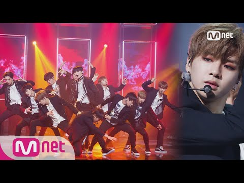 [Wanna One - Burn It Up] Debut Stage | M COUNTDOWN 170810 EP.536