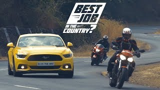 Best job in the country? : Episode 1 : PowerDrift