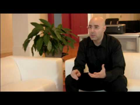 Mitch Joel Talks about the Six Pixels of Separation Book