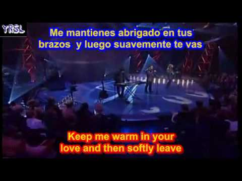The Bee Gees - How deep is your love? ( SUBTITULADA EN ESPAÑOL & iNGLES )