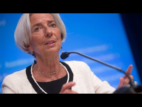 Christine Lagarde: Federal Reserve Rate Hike Will Be Good News