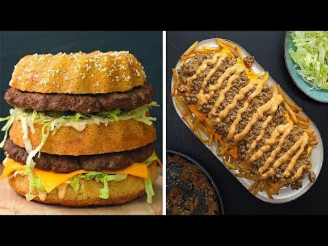8 Big Mac Inspired Recipes  | Twisted