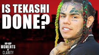 Will 6ix9ine Continue to Make Music After Trial? | Podcast