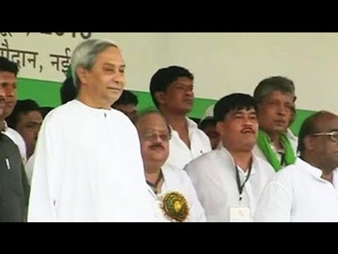 Seeking special status for Odisha, Naveen Patnaik holds rally in Delhi