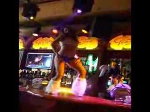 Sexy Bar Girl Dancer