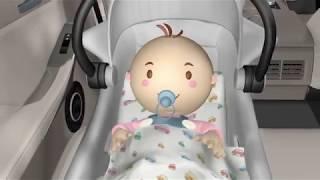 Rear Facing Baby Car Mirror