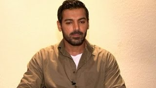 John Abraham Interview - John Speaks About Upcoming Movie