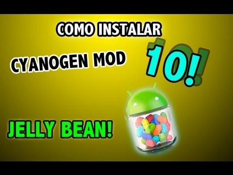 INSTALA CYANOGEN MOD 10 EN TU ZTE SKATE (ESPAÑOL) HD JELLY BEAN! 4.1.1