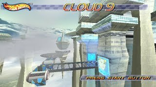 Hot Wheels World Race - Cloud 9