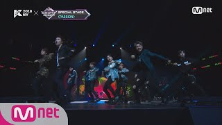 [KCON 2018 NY] Stray Kids & PENTAGON - ROCK + Dance Perf.ㅣKCON 2018 NY x M COUNTDOWN 180705 EP.577