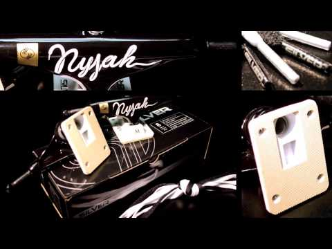 Silver Trucks - Nyjah Huston Sneaker Series M-Class Trucks