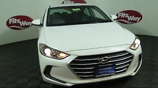 2017 Hyundai Elantra 4 Door Sedan Se 2.0l Auto (alabama) *ltd Avail* Gaithersburg  Germantown  Clark