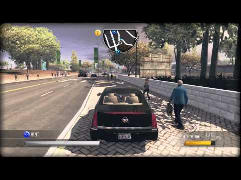 Cadillac DTS (2010) Review Driver SF 2011