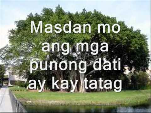 Project In Filipino Masdan Mo Ang Kapaligiran 0001 video