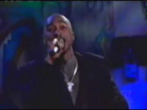 2Pac - Only God Can Judge Me [Live] Video