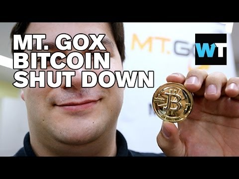 Mt. Gox Shuts Down - Bitcoins Over? | What's Trending Now