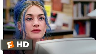 Eternal Sunshine of the Spotless Mind (2/11) Movie CLIP - Erased From Her Memory (2004) HD