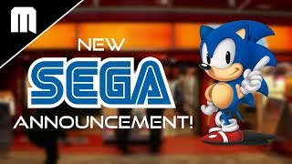 Sega Reveals Revolutionary Announcement! – Fog Gaming