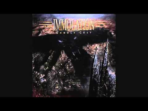 Immolation - Of Martyrs And Men
