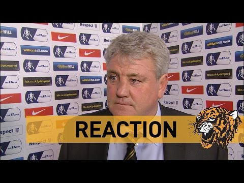 Arsenal v The Tigers | Reaction With Steve Bruce