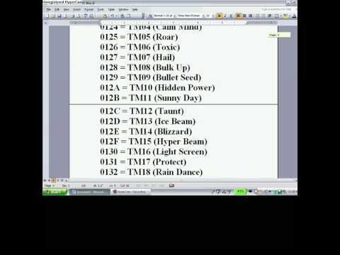 pokemon fire red cheat codes for gba