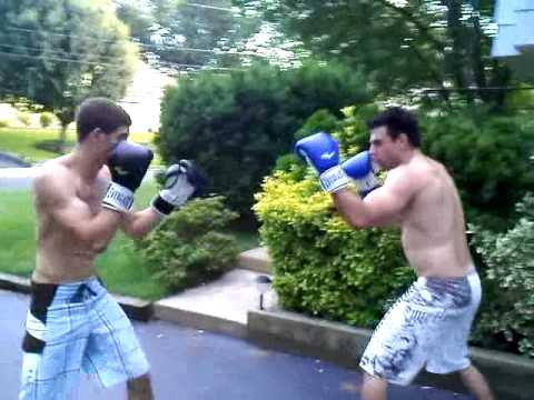 bbb 2 backyard boxing bros 2 full rematch youtube