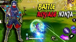 Eclipse Isle #3 - Anime Battle Royale Hero Ninja (Android/IOS)