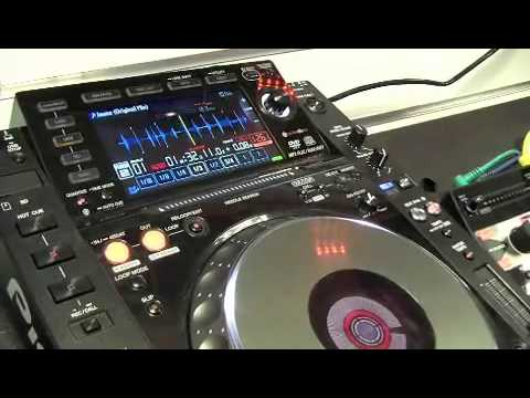 DJKit.tv get indepth with Pioneer cdj2000 nexus