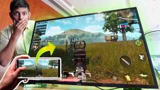 PUBG ON A Smart TV ? *Samsung TV Feature Highlight*