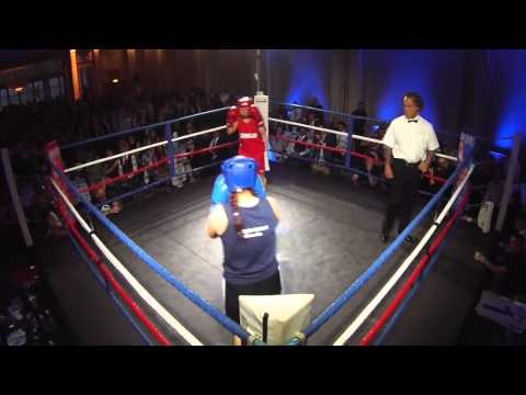 Ultra White Collar Boxing Brighton Ladies | Fight 6