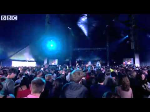 The Maccabees at BBC Hackney Weekend 2012