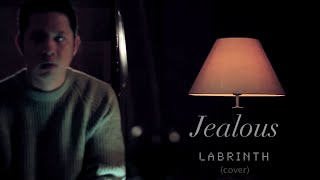download lagu Jealous - Labrinth Cover Oskar Feat Ekza gratis
