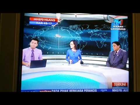Wawancara Abg Zul - MH370