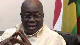Nana Akufo-Addo on Ghana's Rising Pt.2