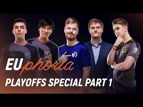 Download SK, OG and SPY | EUphoria Season 3 Episode 10 Playoffs Special Part 1 Mp4 baru
