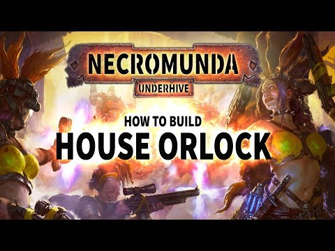 Necromunda: How to Build House Orlock.