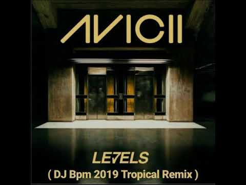 Avicii - Levels  ( DJ Bpm 2019 Tropical Remix )
