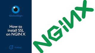 How to Install an SSL/TLS Certificate on an NGINX server