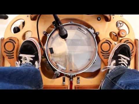 V.5 Farmer Foot Drum Breakdown w/ Eric Dane Jaqua