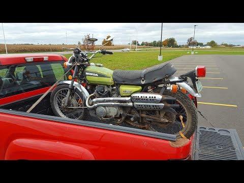 The 150 Craigslist Bike!!!
