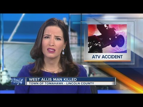West Allis man killed in ATV accident