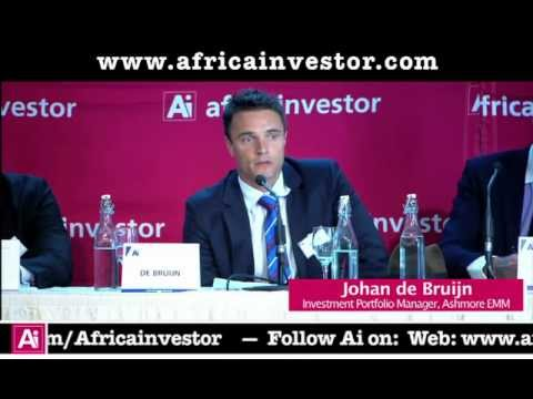 Johan de Bruijn, Investment Portfolio Manager, Ashmore EMM, Ai Institutional Investment Summit