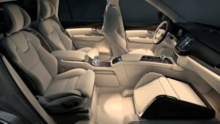 161503 Volvo XC90 Excellence Lounge Console video